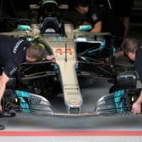 F1, Gp Brasile: Hamilton vola nelle prime libere, Raikkonen terzo