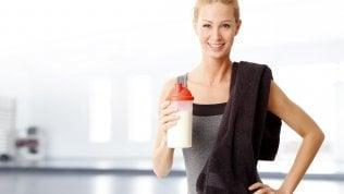 """Fitness, come recuperare energie """"Il latte è l'alimento migliore"""""""
