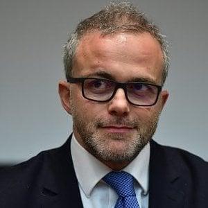 Ernesto Ruffini, 48 anni, direttore dell'Agenzia delle Entrate-Riscossione dal luglio scorso