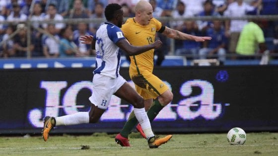 Russia 2018, play-off: Honduras-Australia e Nuova Zelanda-Perù senza reti