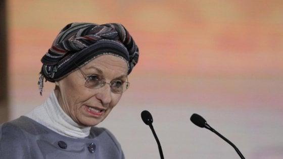 """Bonino: """"Nessun accordo col Pd se non cambia linea sui migranti"""""""