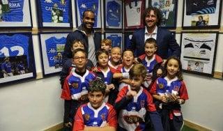 Maglie, trofei, palloni: Artena casa del rugby