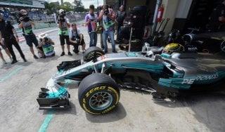 F1, Gp Brasile: paura per il team Mercedes, aggressione fuori dal circuito