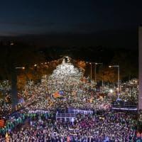 Catalogna, 750.000 a Barcellona per rilascio leader catalani arrestati