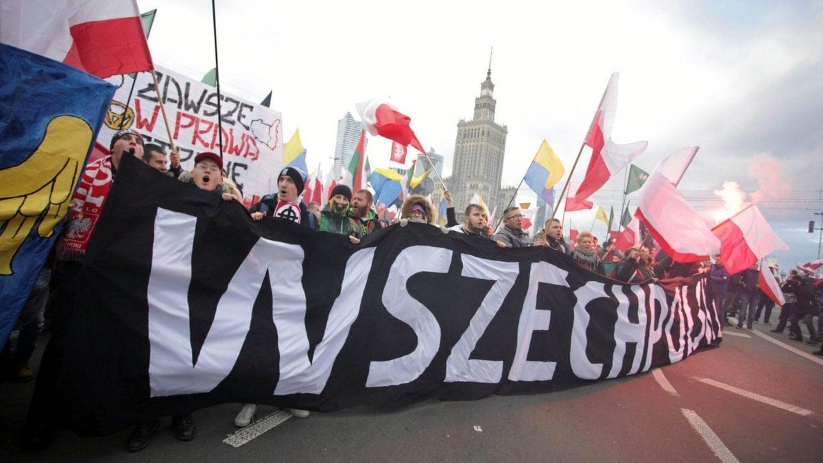 Polonia giorno dell 39 indipendenza l 39 ultradestra xenofoba - Agenzie immobiliari polonia ...