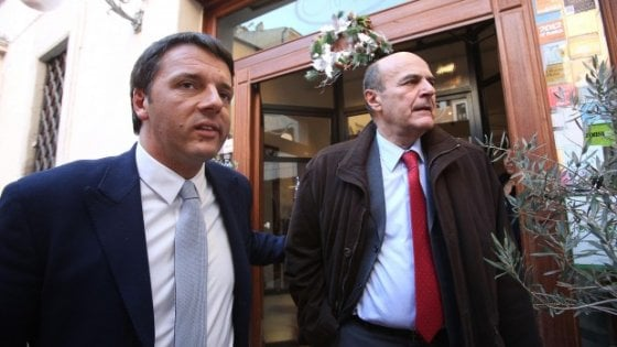 Pd-Bersani, l'ultima trattativa: così Renzi apre alla sinistra