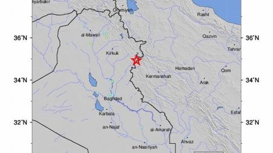 Terremoto magnitudo 7.2 nel nord Iraq: centinaia di vittime. Scossa avvertita da Israele alla Turchia