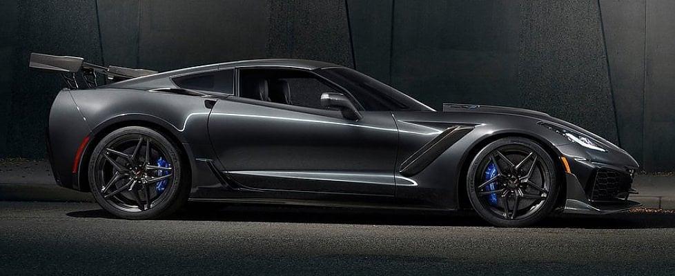 Corvette ZR1, attacco alla vetta