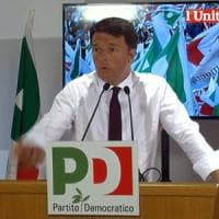 Pd, Renzi in direzione: