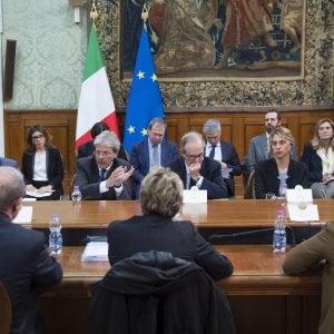 L'incontro governo-sindacati del 2 novembre a Palazzo Chigi