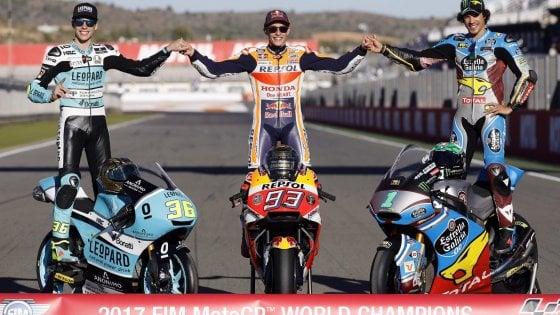 MotoGp, le pagelle di fine anno: Marquez fenomeno, Dovizioso da applausi. Valentino, stagione da dimenticare