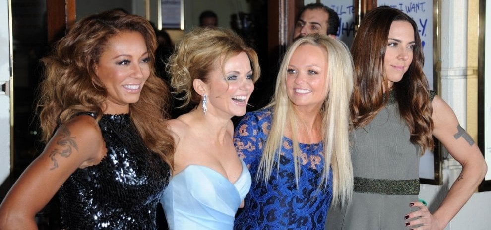 Spice Girls verso reunion nel 2018