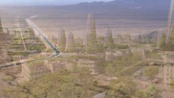 Bill Gates, in Arizona la città senza traffico