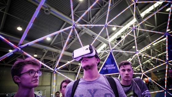 Maker Faire: cibo sostenibile, robot e artigiani digitali alla Fiera di Roma
