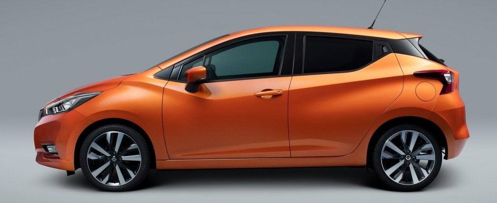 Nissan Micra, il massimo dei voti