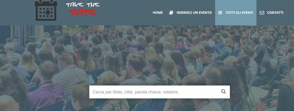Take the Date, il sito che segnala gli eventi politico/economici in Italia