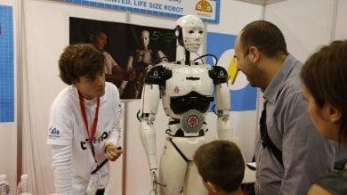 Maker Faire: robot, cibo sostenibile  e artigiani digitali alla Fiera di Roma