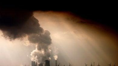 Lo studio: emissioni di CO2  torneranno a crescere dopo 3 anni