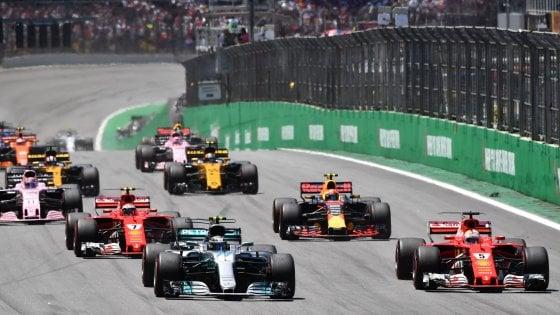 F1, troppa violenza a Interlagos: Pirelli e McLaren cancellano prove