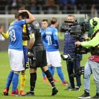 Italia-Svezia, gli azzurri fuori dai Mondiali del 2018: le lacrime dei giocatori