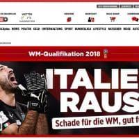 """""""Miracolo a Milano"""": sui siti stranieri l'eliminazione degli azzurri dal Mondiale 2018"""