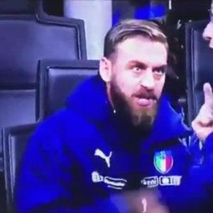 """Nazionale, lite De Rossi: """"Che entro io? Dobbiamo vincere..."""""""
