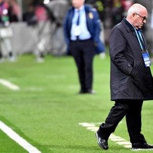 """Italia eliminata, Ventura: """"Non mi sono ancora dimesso"""". Tavecchio prende tempo: """"48 ore di riflessione"""""""