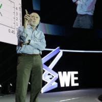 """La macchina da Nobel di Barry Barish: """"Ai nipotini trasmetto l'amore per la scienza"""""""