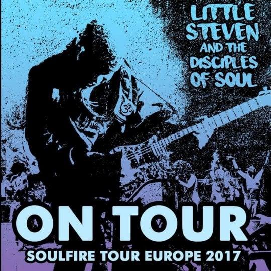 """Little Steven, il 'piccolo' grande chitarrista in tour: """"Stare su palco è un atto politico"""""""