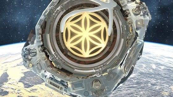 Asgardia verso le stelle: la prima nazione spaziale ha lasciato la Terra