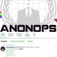Anonymous 'buca' governo e ministeri: ''Abbiamo i vostri dati personali