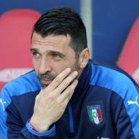 La Juventus consola Buffon: