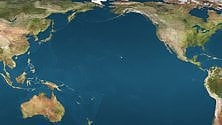 Studiata l'acqua più vecchia del mondo, è ferma in fondo al Pacifico
