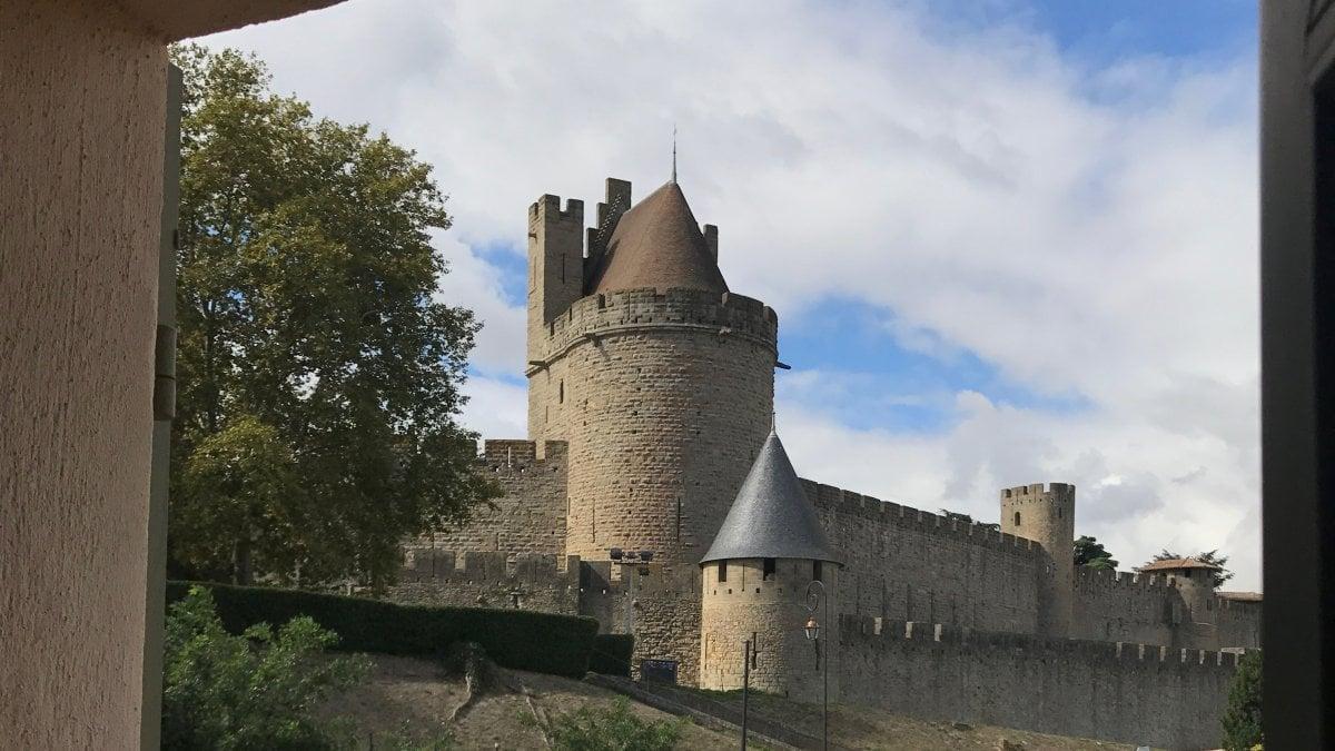 La finestra su carcassonne - La finestra padova ...
