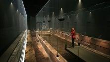 Il mitreo romano tra le fondamenta di Londra   L'articolo    /    Il video