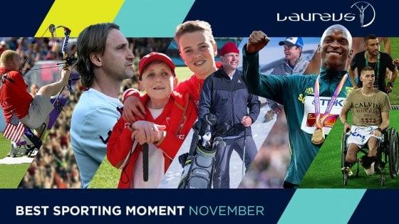 Laureus Best Sporting Moment: per novembre in lizza anche il Crotone