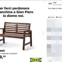 Italia-Svezia, campagna social di Ikea: