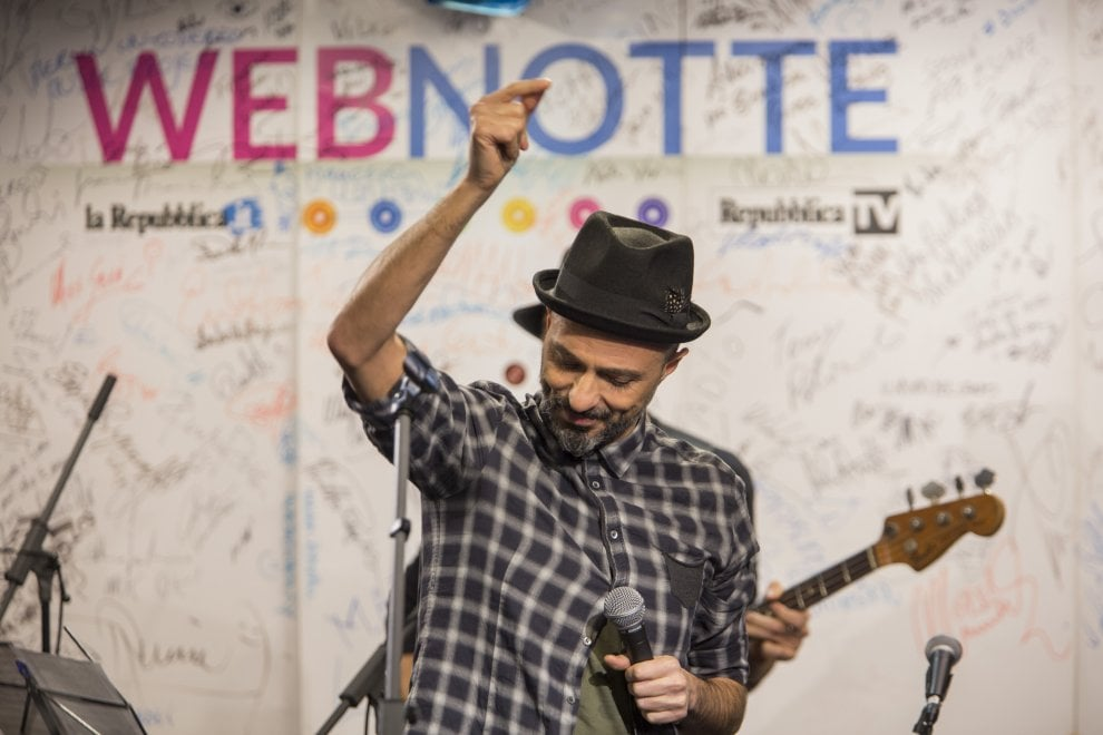 Webnotte, il fotoracconto della seconda puntata