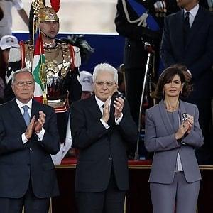 """Grasso e Boldrini contro gli attacchi Pd """"Noi imparziali, basta vederci in aula"""""""
