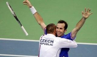 """Tennis, Stepanek dice basta: """"A 38 anni non voglio rischiare la salute"""""""