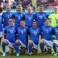 L'Italia che ancora insegue il Mondiale, le azzurre ci provano
