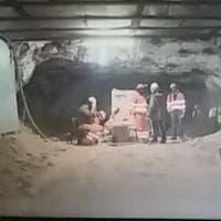 """La miniera di Olmedo occupata da 72 giorni: """"Noi sotto terra per i nostri diritti"""""""