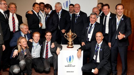 Mondiali di rugby 2023 in Francia