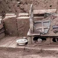 """Cina, la tomba dell'Illuminato. """"Trovati i resti cremati di Buddha"""""""