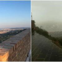 Maltempo, allagamenti in Abruzzo: crolla il Belvedere a Silvi