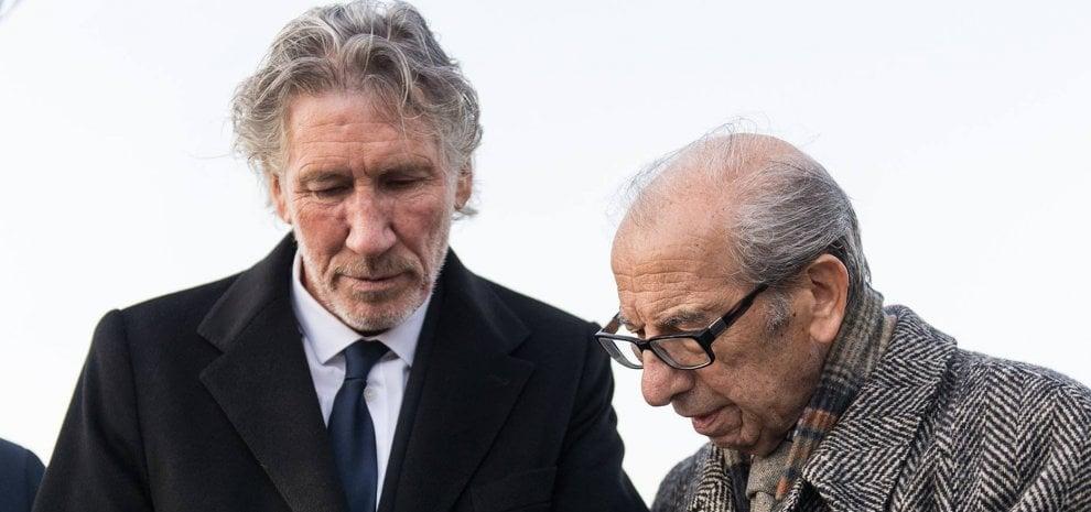 """Il doc sul soldato Shindler: """"Con Roger Waters sulle spiagge della guerra"""""""