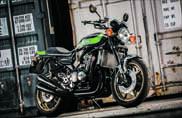Kawasaki Z900RS, spazio alla creatività