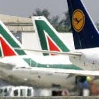 Alitalia, in corso l'incontro con Lufthansa