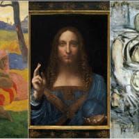 Il prezzo della bellezza, le dieci opere d'arte più pagate al mondo