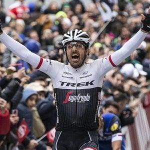 """Phil Gaimon e le bici di Cancellara: """"I suoi compagni parlavano di motorini"""""""